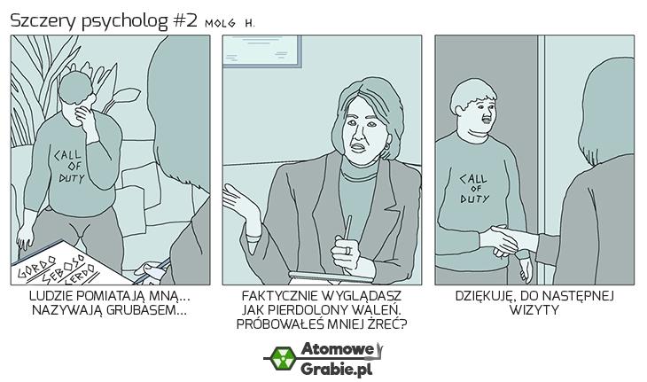 Szczery psycholog #2