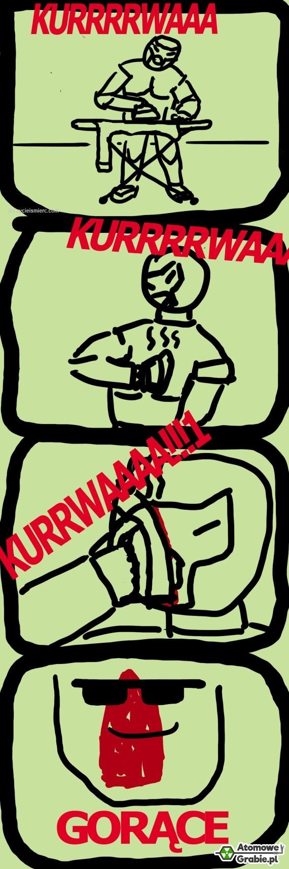 Kanapka drwala