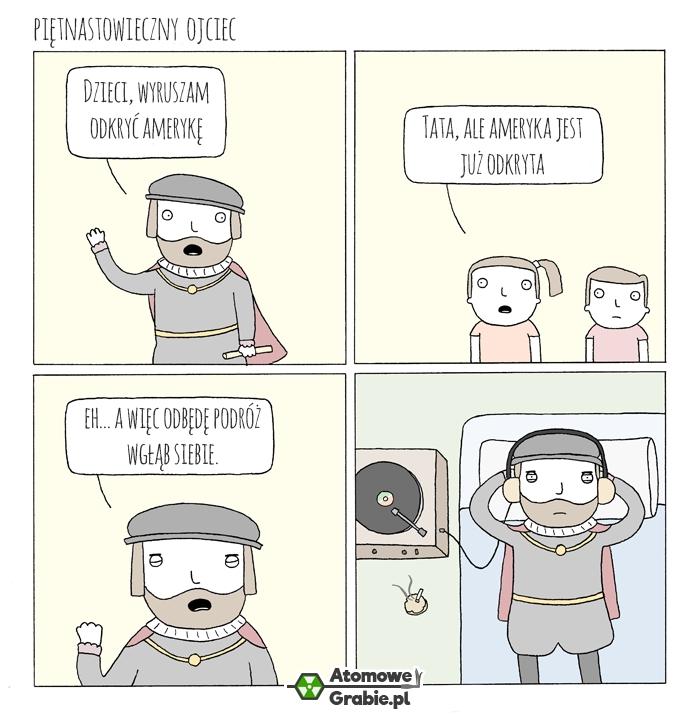 Piętnastowieczny ojciec